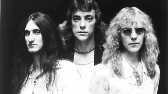 """This is one fans have been waiting for. This Canadian group enjoyed popularity in the 1970s with songs like """"Tom Sawyer"""" and """"The Spirit Of Radio"""" and have long been favored to make the Rock and Roll Hall of Fame."""