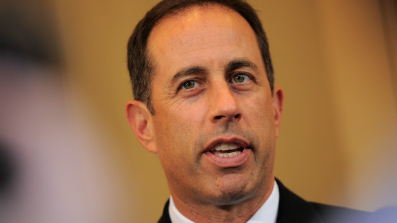 """Jerry Seinfeld wrote a letter to The New York Times in response to a column about the overuse of  """"really."""""""