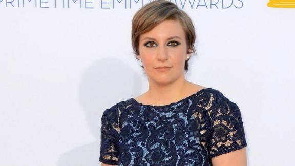 """Girls"" creator Lena Dunham's $3.7 million book proposal leaked online last Friday."