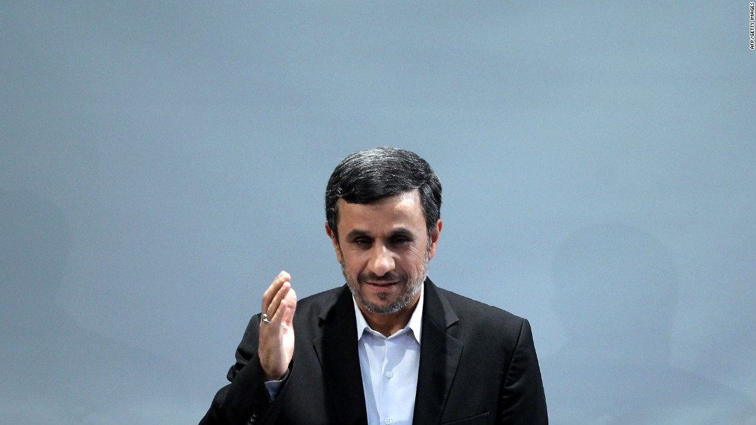 Mahmoud Ahmadinejad Fast Facts
