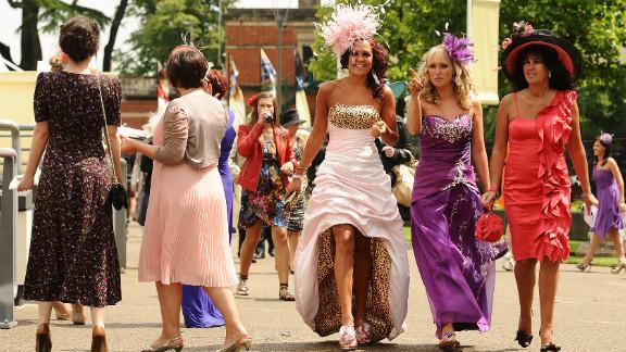 Ladies at Britain