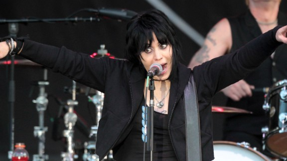 A trade group for ranchers in South Dakota complained about Joan Jett