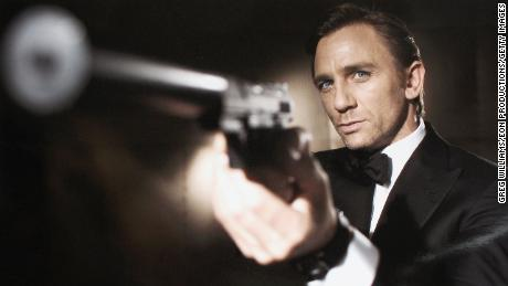 "The camera was found at Pinewood Studios, where latest Bond film ""No Time to Die"" is filming."