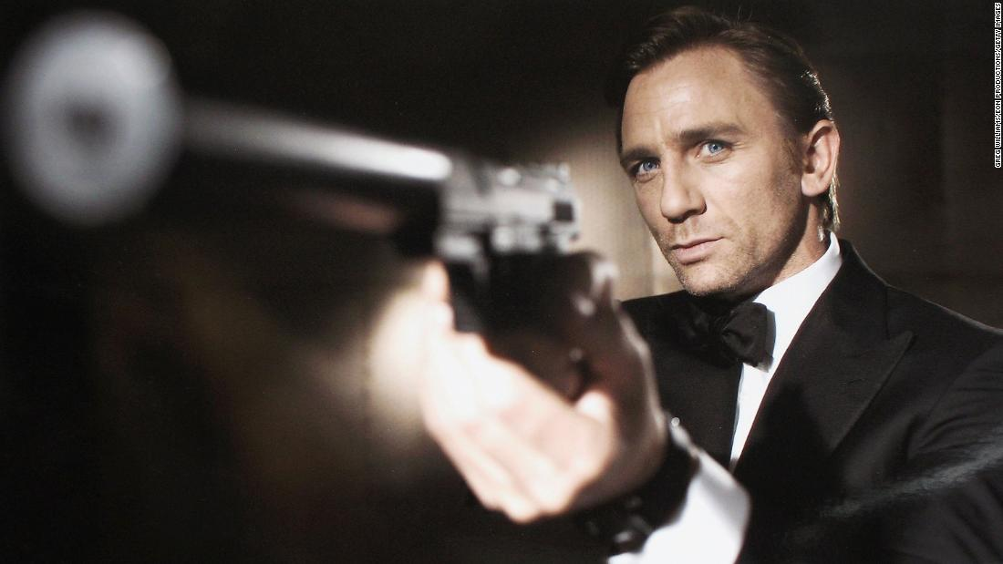Poster for James Bond 25 'No Time To Die' revealed