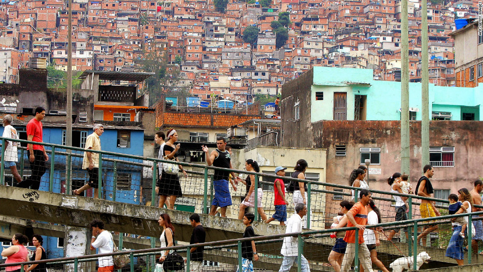 Mobile revolution brings mixed benefits to Brazil - CNN