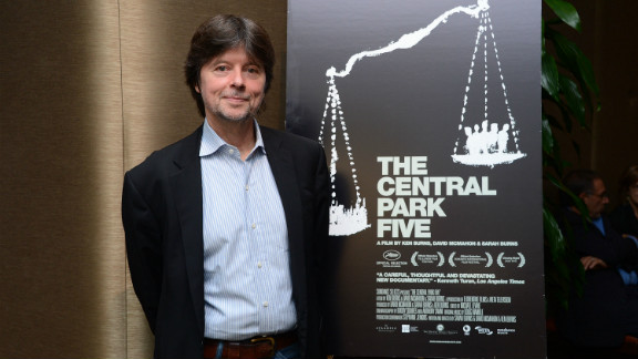 Emmy-winning filmmaker Ken Burns says he is a journalist and is protected by New York