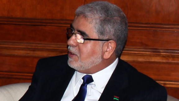 "Libyan Prime Minister-elect Mustafa Abushagur proposed a downsized 10-member ""crisis government"" for the country."