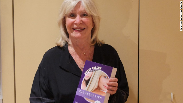 "Francine Pascal says her ""Sweet Valley"" characters may be fictional, but they're real to fans."