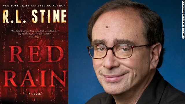 R.L. Stine said that unlike most authors, his story ideas always start with a creepy book title.