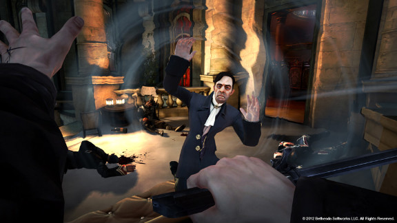 """In """"Dishonored,"""" adds a vaguely steampunk aesthetic to a format designers say will let players """"play the game you want to play."""""""