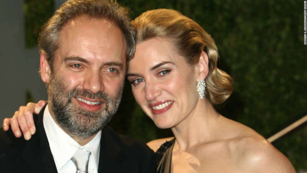 After almost seven years together, Kate Winslet and director Sam Mendes went their separate ways in March 2010. The couple said that the split was mutual and that they would continue raising their children together.