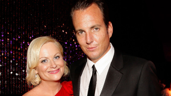In September 2012, Will Arnett and Amy Poehler separated after nine years of marriage. They have two sons.