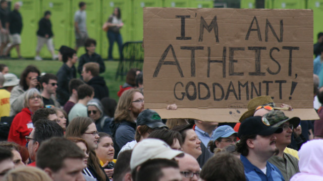 Why more millennials are atheists