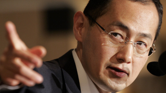 Shinya Yamanaka (pictured) and Sir John B. Gurdon won the Nobel Prize in medicine for their revolutionary cell research.