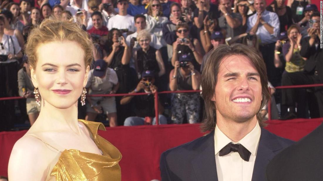 Nicole Kidman: Marriage to Tom Cruise protected me
