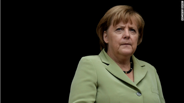 Angela Merkel, Germany's chancellor, visits Portugal on Monday in a show of support for Lisbon's tough line