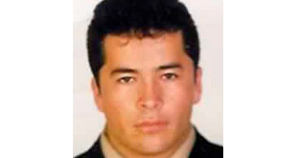 A man believed to be Heriberto Lazcano Lazcano was killed last week, but the body was stolen.