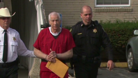 In addition to requesting a new trial, lawyers for Jerry Sandusky filed a motion Thursday to have the sentence reconsidered.