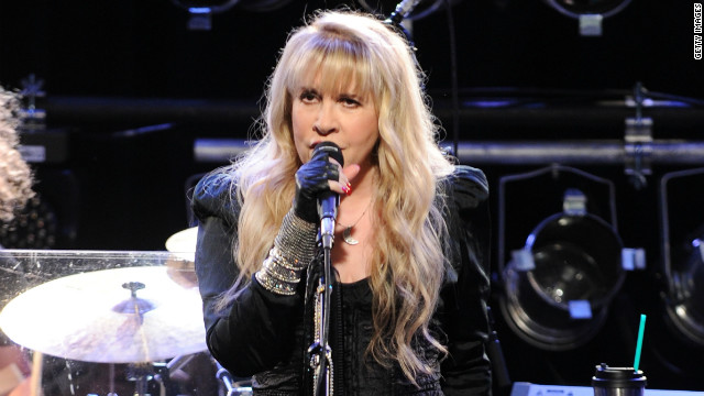 Stevie Nicks performs in 2012.