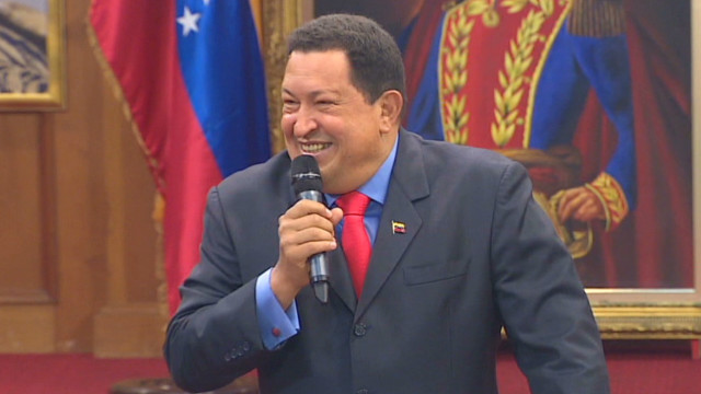 Hugo Chavez's swagger remains