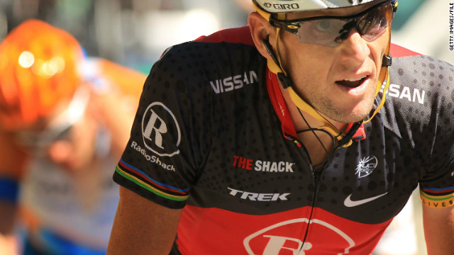 Dempsey: Armstrong doping a turning point