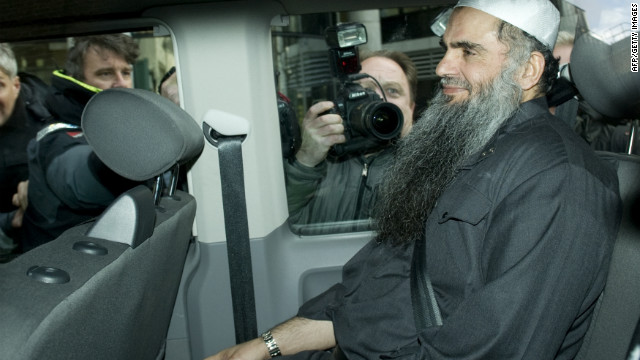 "Muslim cleric Abu Qatada has been described as ""more radical than Osama bin Laden."""