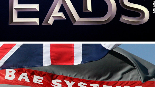 Why the BAE-EADS deal fell apart