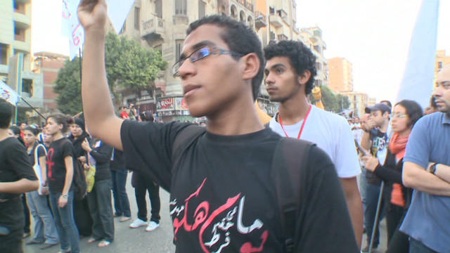 Egyptians still missing after revolution