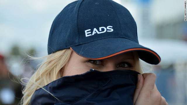 EADS, BAE complex merger canceled