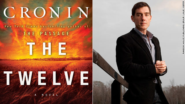 """The Twelve"" is the second book in Justin Cronin's apocalyptic trilogy."