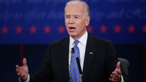 Biden presents his views on Thursday.