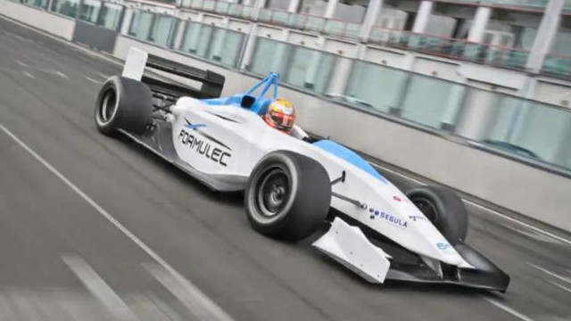 Formula One strives for green future