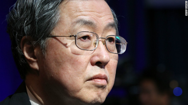 China should be cautious against inflation, says Central Bank Governor Zhou Xiaochuan.
