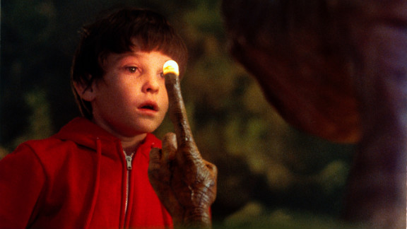 """Henry Thomas was 10 years old when he played Elliott in Steven Spielberg's classic """"E.T."""""""