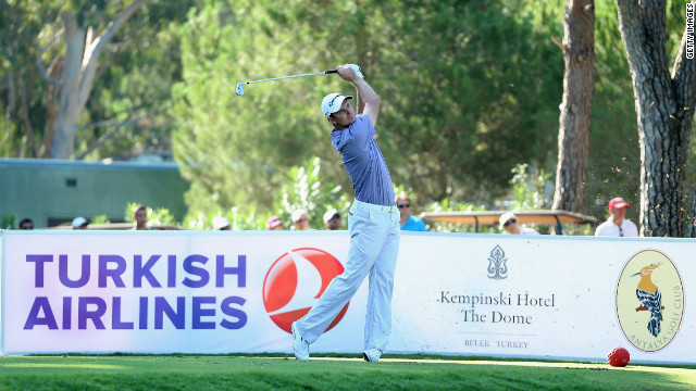 Justin Rose defeated fellow Ryder Cup winner Lee Westwood in the Golf World Final to secure the top prize in Turkey.