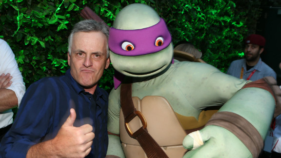 "Rob Paulsen has been not one, but two ""Teenage Mutant Ninja Turtles."" In the 1980s, he was Raphael, and he"