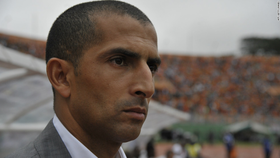 Ivory Coast are now coached by former France international Sabri Lamouchi. It is Lamouchi's first coaching role following a playing career that saw the 40-year-old play for Auxerre, Monaco, Parma, Inter Milan and Marseille.