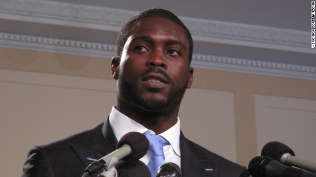 Quarterback Michael Vick in 2011