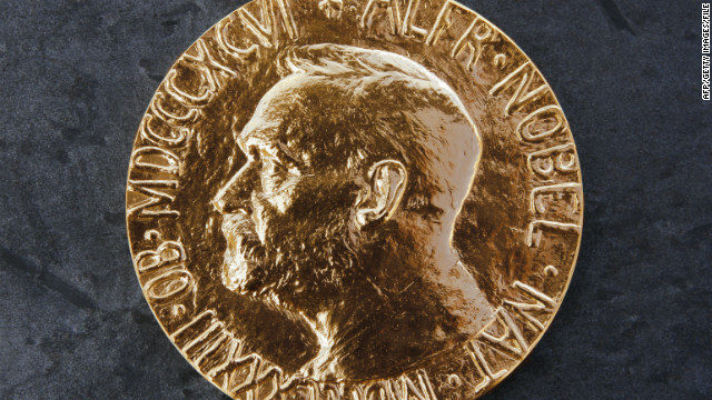 The Nobel Prize in physiology or medicine starts a week of announcements in Stockholm, Sweden.