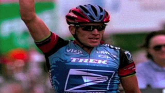Team masseuse claims Armstrong doped