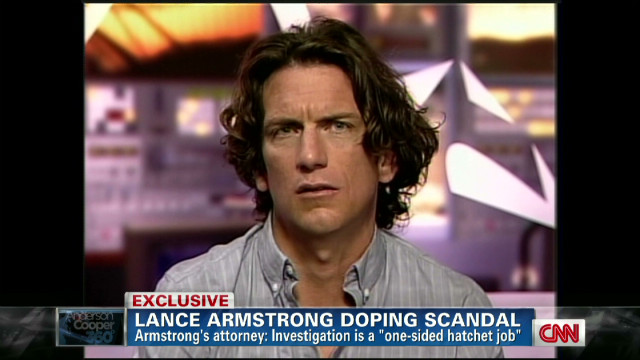 Why Hamilton testified against Armstrong