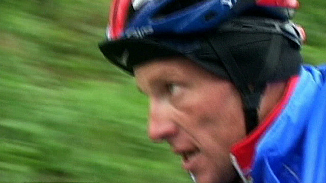 Armstrong teammate reveals doping method