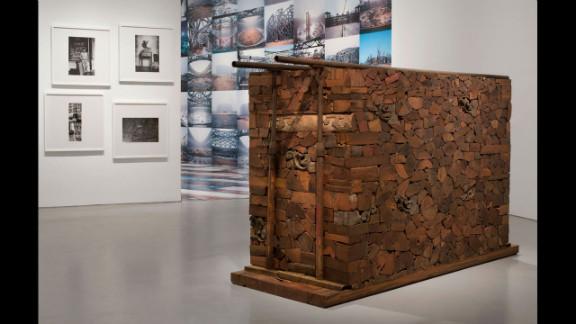 """""""New York Photographs""""  (1983-93), left; """"Beijing"""