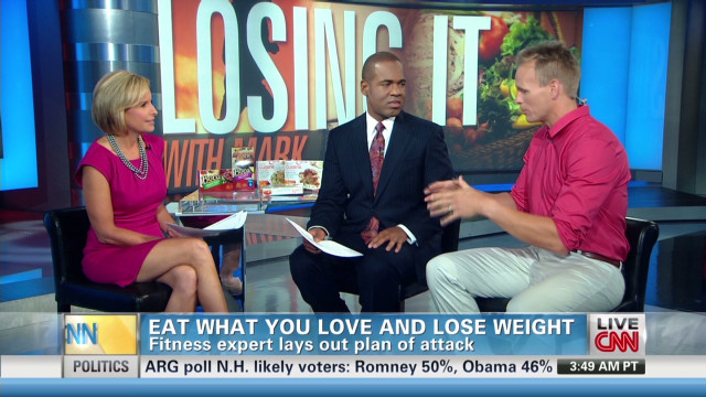 Eat the things you love, lose weight