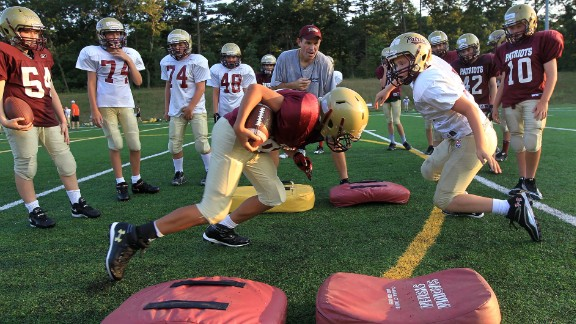 """A """"culture of resistance"""" may prevent athletes from reporting concussions or following treatment plans, research shows."""