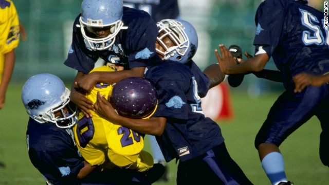 Inventing new ways to detect concussions