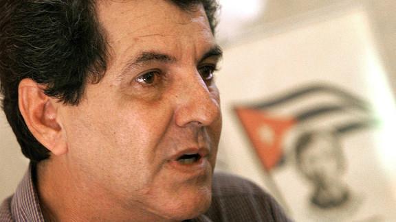 Cuban dissident Oswaldo Paya died in a car crash in July.