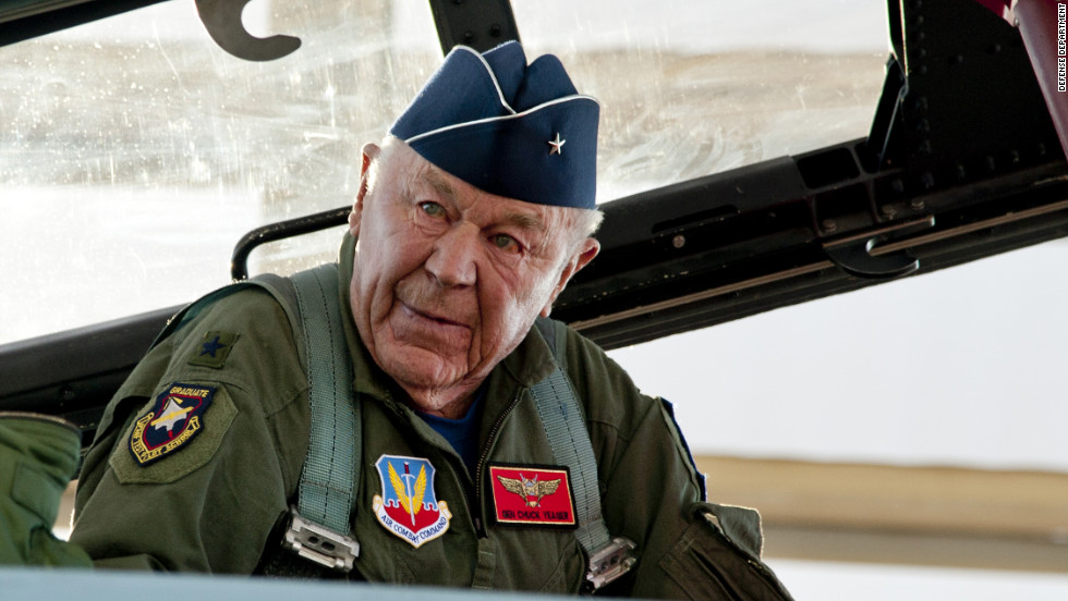 Chuck Yeager Fast Facts