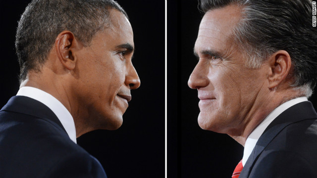 Obama, Romney's jobs report spin