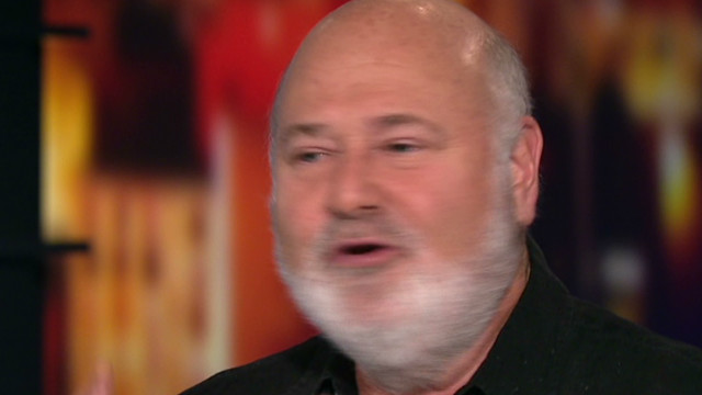 Rob Reiner on making Romney abortion ad